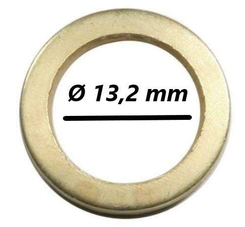 Au/ßen /Ø 18,8 mm//Innen /Ø 13,2 mm 20 Fitschenringe