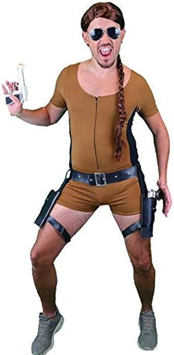 Disfraz de Paca Croft: Amazon.es: Ropa y accesorios