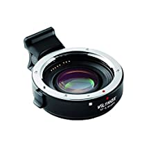 VILTROX EF-E Auto-focus AF Mount Adapter Focal Reducer Booster Adapter for Canon EF to Sony E-mount APS-C Camera NEX-7 NEX-6 ,similar as Metabones Speed Booster