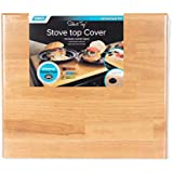 """Camco Oak 43521 Universal Stove Top Cover-19-5/8 x 17-1/2"""""""