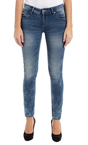 sundown Bleu Jeans 3937 Wash Blue Femme Timezone Ctawxqw