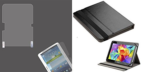Combo pack LCD Screen Protector for SAMSUNG P5210  And Black