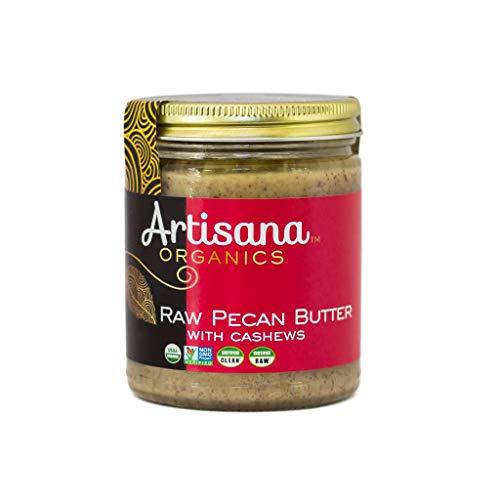 Artisana Organics Raw Pecan Butter with Cashews, 8 oz