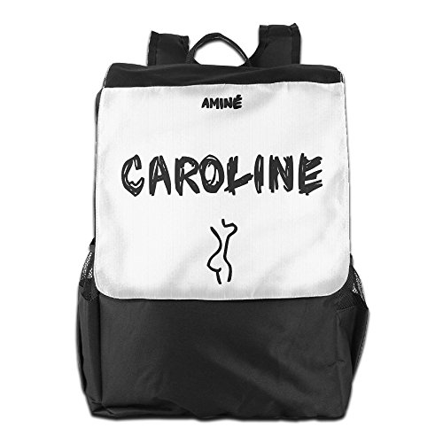 Price comparison product image Caroline Amine Album Cover Polyester Sport Backpack Bags