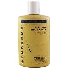 Gendarme by Gendarme for Men 4.0 oz Platinum Shave Cream