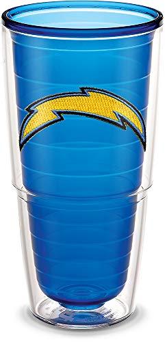 - Tervis NFL San Diego Chargers Emblem Individual Tumbler, 24 oz, Sapphire