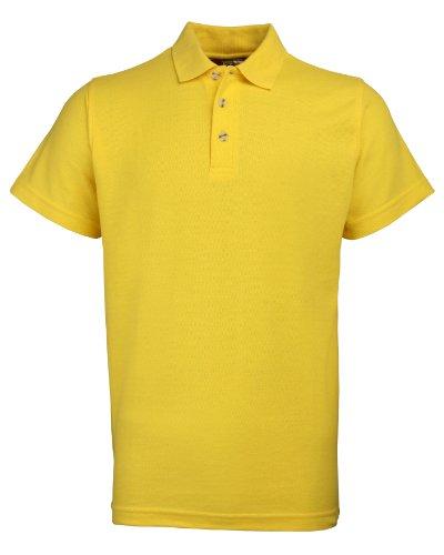 RTY Workwear Arbeitskleidung Heavyweight polo Sonnenblume 8XL