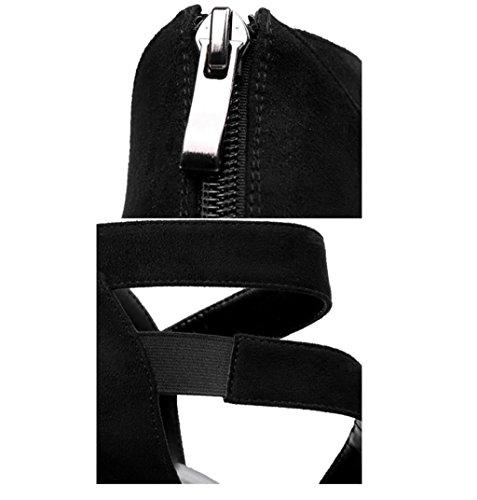 polso della sexy delle delle Kitzen pompe nuziale nuziale punte 36 cerimonia di Sottragga tallone di da punta Cinghie verdi dell'alto festa delle delle donne cinghie scarpe le 1zzxZC6w