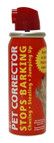 The Company of Animals Pet Corrector Bad Behavior and Training Aid - Quickly Stops Barking, Jumping, Digging, Chewing – Harmless and Safe- 30ml