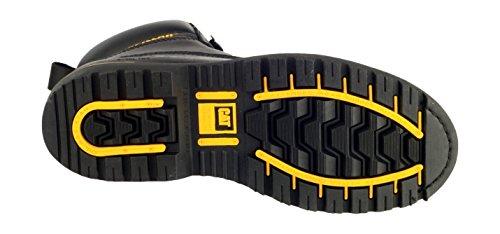 Cat Footwear Holton SB - Botas de seguridad para hombre negro