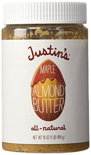 Maple Almond - Justin's Nut Butter Natural Maple Almond ButterPlastic Jar - 16 oz