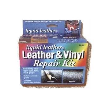 Amazon Com Liquid Leather Pro Leather And Vinyl Repair