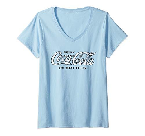 Coca Cola Dress - Womens Coca Cola, Coca Cola Vintage