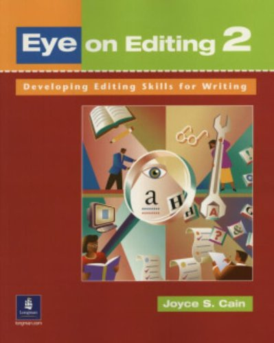 Eye on Editing (Book 2, High-Intermediate)