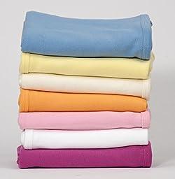 Magnolia Organics Receiving Blanket - 4-Pack, Boys