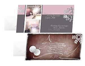 Sigel weihnachtskarten set christmas mood din lang oficina y papeler a - Weihnachtskarten amazon ...