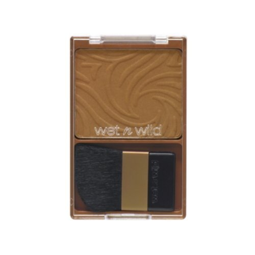 (6 Pack) WET N WILD Color Icon Bronzer - Princess (DC)