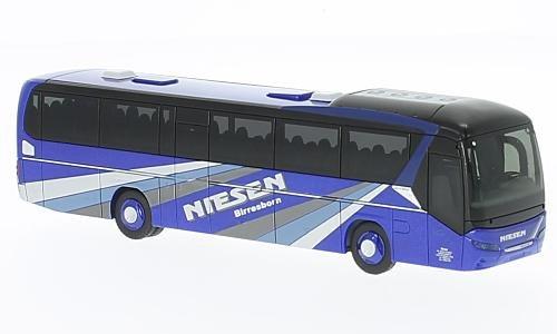 Reitze 69616 Rietze Neoplan Jetliner Niesen, Birresborn Scale 1:87 H0, Multi Colour