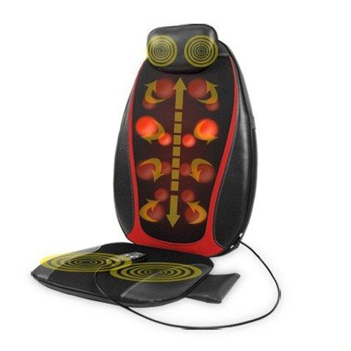 New Max Sensation 3D Massager Shiatsu Chiar Massage Balls Vibration Machine