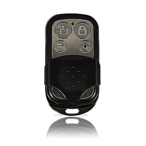 LKM Security ® Kit Alarma Antirrobo sin Hilos wireess Casa ...