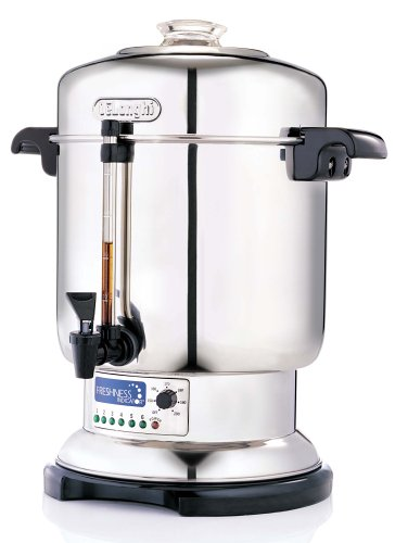 (DeLonghi DCU50T DeLonghi DCU50T Ultimate Coffee Urn)