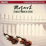 Mozart: String Trios & Duos (Philips Complete Mozart Edition, Vol.13)