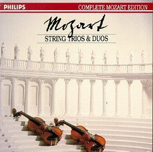 Grumiaux Trio - Mozart: String Trios & Duos (Philips Complete Mozart Edition, Vol.13)