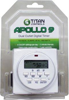 Timing Controller - Titan Controls Apollo 9 Timing Controller