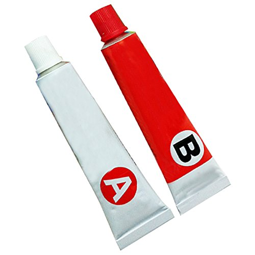 Zorvo AB Epoxy Adhesive Glue Transparent resin hardener AB adhesive Glue Sticks Glue for Glass 5 minutes quick-drying glue family essential common glue