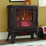 Duraflame DFI-8511-02 Infrared Quartz Fireplace Stove, Bronze