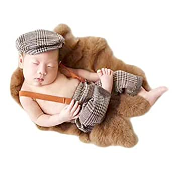 Amazon.com: Baby Photography Props Newborn Boy Photo Shoot