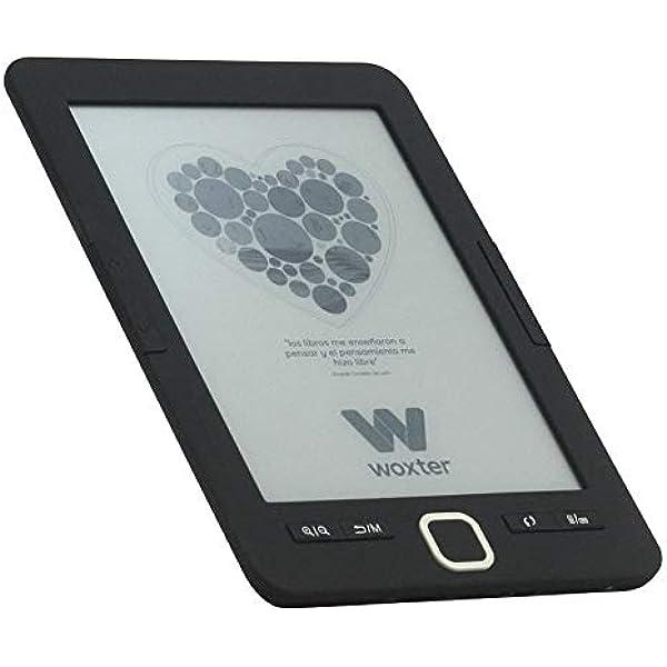 ANVAL Funda para EBOOK WOXTER SCRIBA 195: Amazon.es: Electrónica