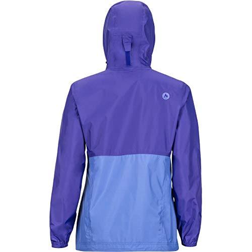 Ligero Marmot Transpirable Electric lilac Purple Chubasquero Precip Y Impermeable Woman Cortavientos 0ErEqf