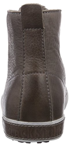 Blackstone IM05 SHARK GREY SHEEPSKIN INSOLE Herren Chukka Boots Grau (shark grey)