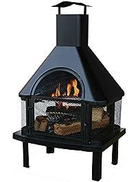 Outdoor Fireplaces   Amazon.com