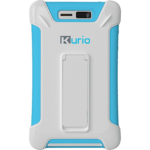 Kurio Touch 4s Tough Case with Kickstand - Blue