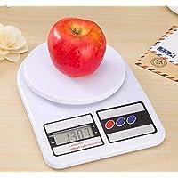 Balança Digital de Cozinha SF-400, Até 10kg, Branca