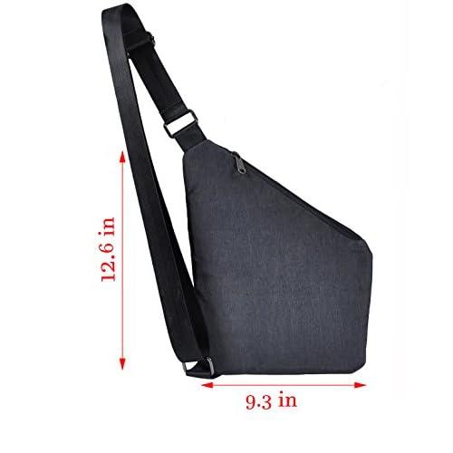 b44caa987 Neasyth Tactical Sling Bag Backpack Shoulder Chest Crossbody Bag  Lightweight Casual Outdoor Sport Travel Hiking Multipurpose