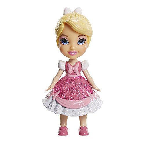 - Disney Princess My First Mini Toddler Cinderella Pink Dress Poseable Doll