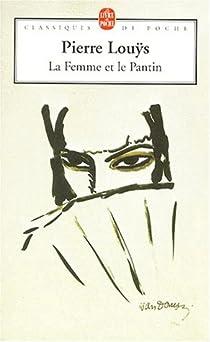 La Femme et le Pantin, roman espagnol