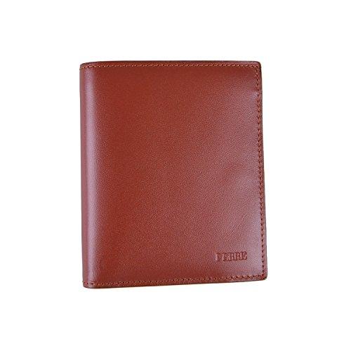 Gianfranco Ferre Men's Calf Leather Bifold Wallet ()