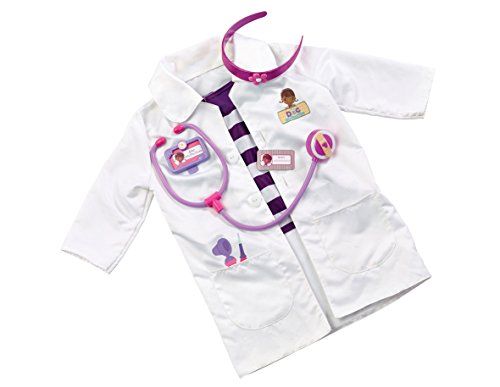 Docteur La Peluche - 5664 - Jeu d'Imitation - Panoplie Docteur