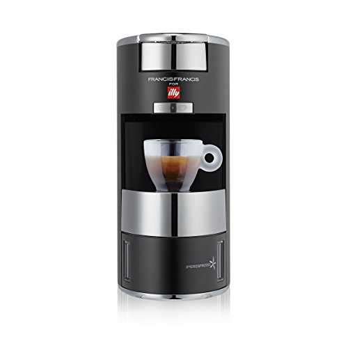 Illy iPerEspresso Home X9 Coffee and Espresso Machine, Black Review