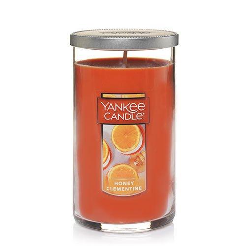 UPC 886860405007, Yankee Candle Honey Clementine Medium Perfect Pillar Candle