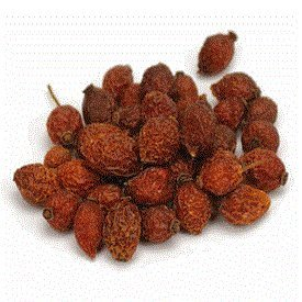 Dried Rose Hips (2 Pack) - Healthy Treat for Small Animals