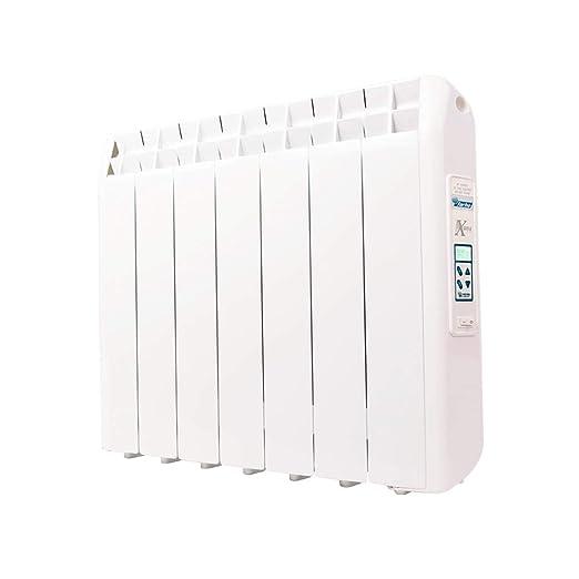FARHO Radiador Eléctrico Bajo Consumo XP (Xana Plus) 770W (7 ...