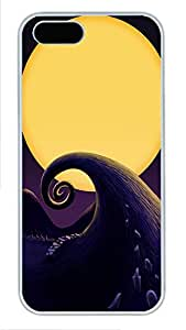 iPhone 5 5S Case The Nightmare Before Christmas751 PC Custom iPhone 5 5S Case Cover White