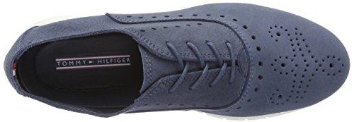 M1285iro Zapatillas 415 Riviera Mujer para 2b Azul Hilfiger Tommy wtg5BqZ