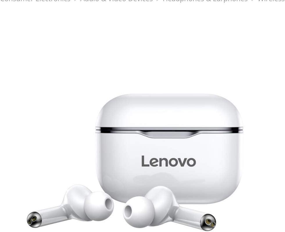 Original Lenovo Lp1 Tws Bluetooth 5 0 Headphones For Elektronik