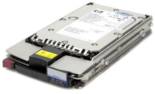 HP 36.4GB U320 SCSI 15K - Disco Duro (SCSI, 36,4 GB, 15000 RPM) 286774-005